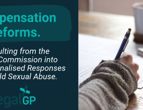 Compensation Reforms Resulting From The Royal Commission Into Institutionalised Responses To Child Sexual Abuse