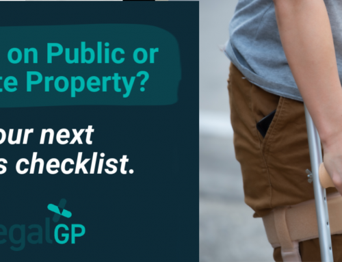 Injured on Public or Private Property? Your Next Steps Checklist