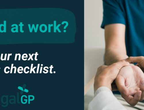 Injured At Work? Your Next Steps Checklist