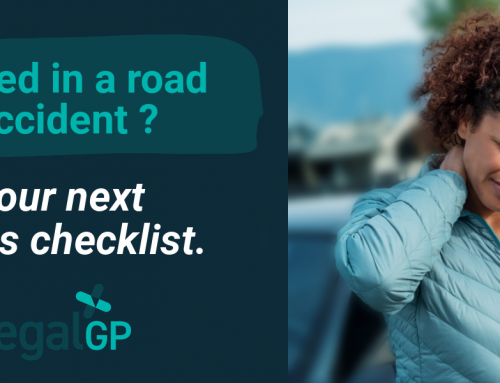 Injured On The Road? Your Next Steps Checklist